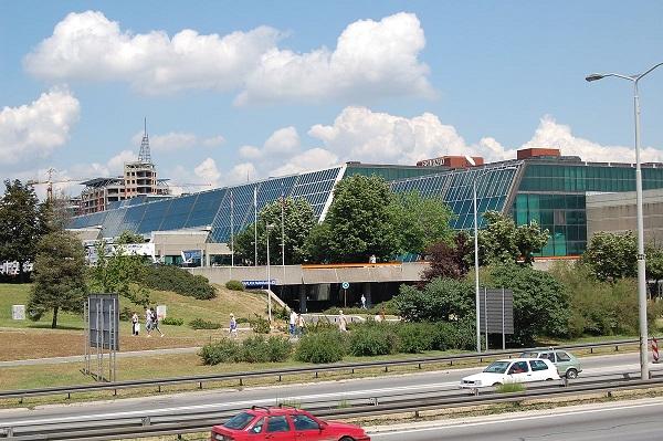 Belgrade 2002, Sava Centre